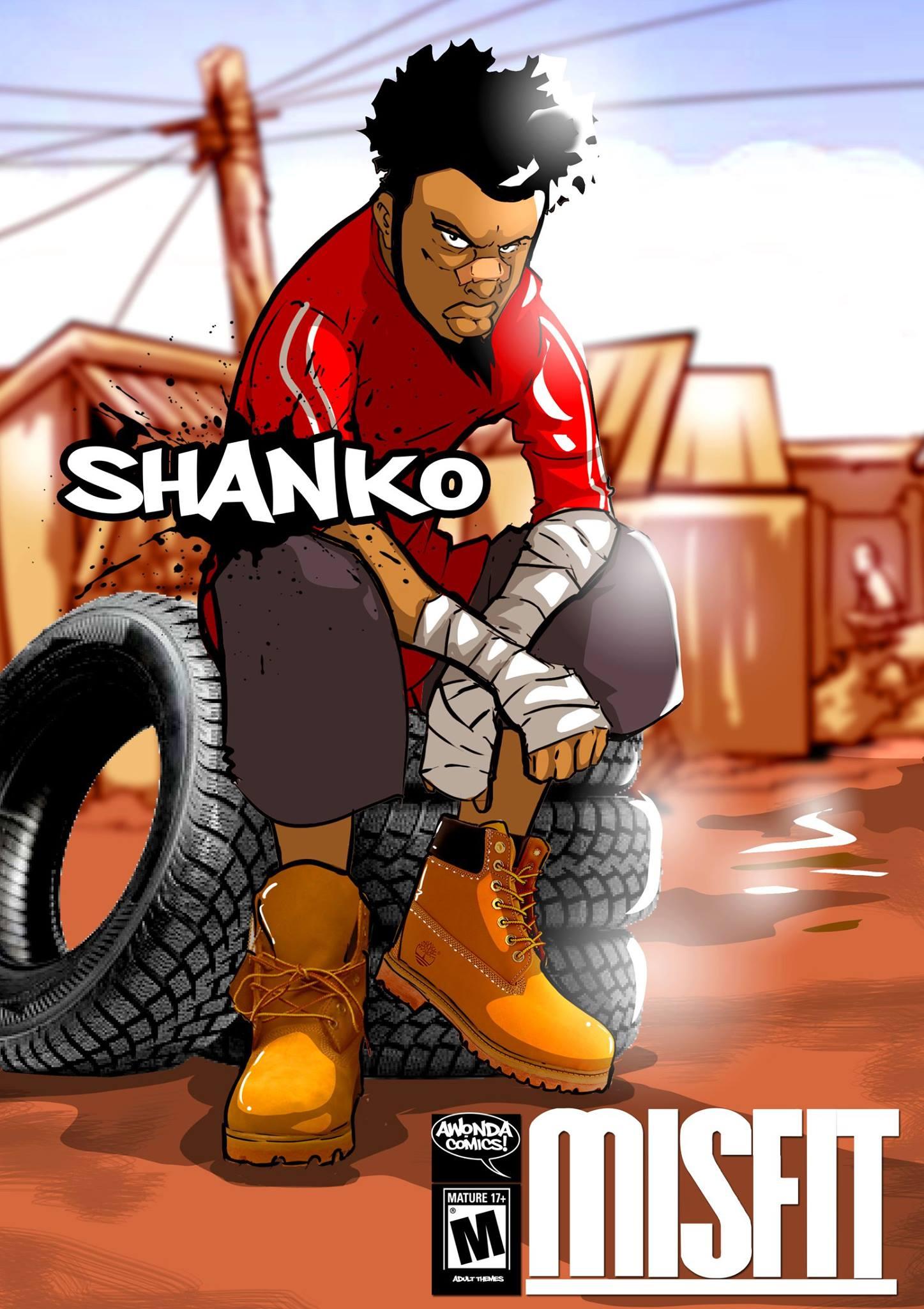 Shanko from Misfit