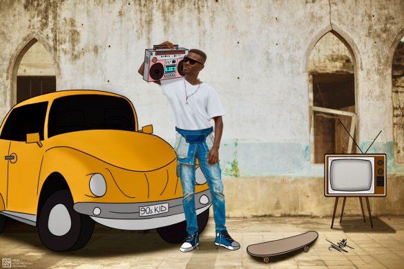 Welbeck Welbie Mensah artist