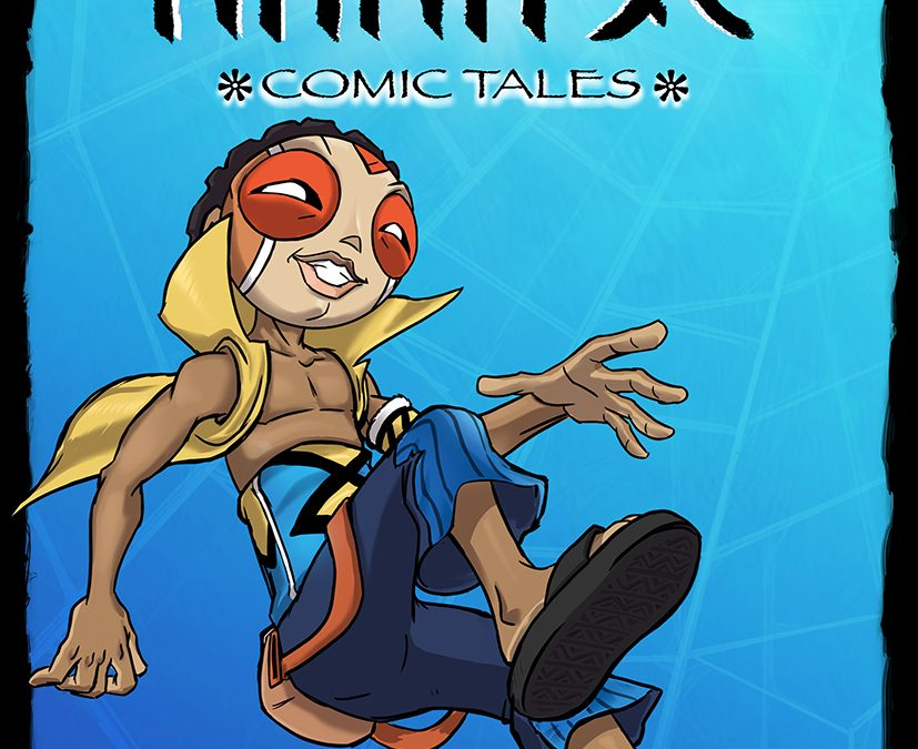 Ananse Comic Tales is the Reimagined Akan Folktale You Need [Exclusive]