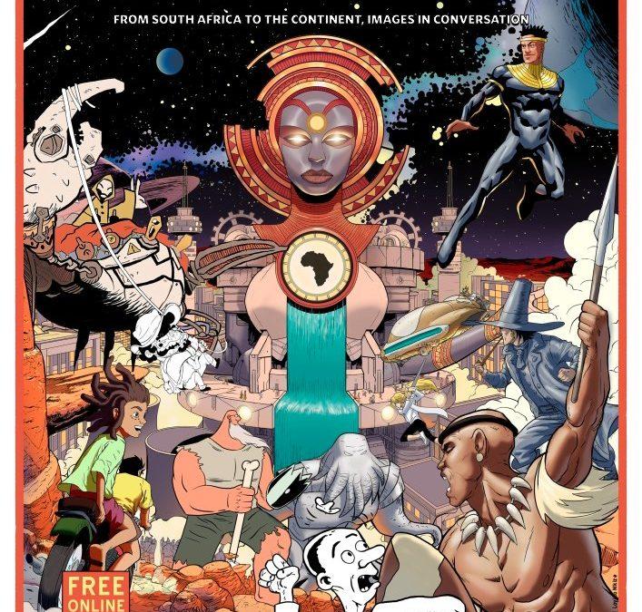 Afropolitan Comics: Virtual Exhibition From SA To Africa
