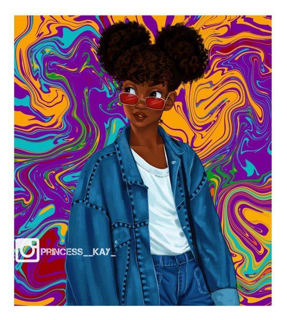 Funky by Princess Karibo