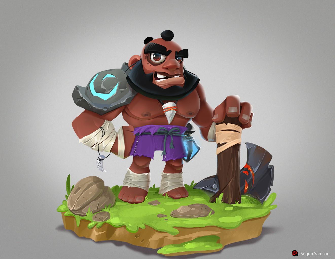 Zuka by Segun Samson