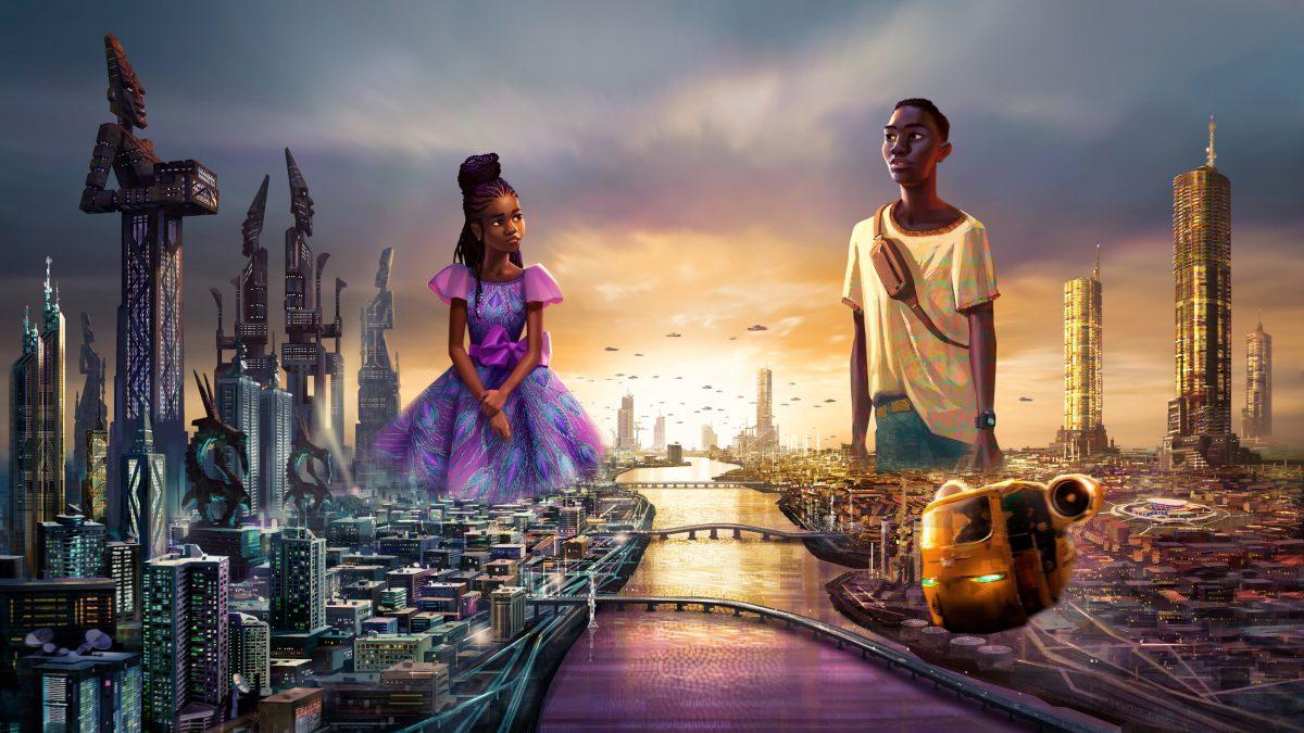 Disney Announces Iwájú – An Animated Series by Kugali
