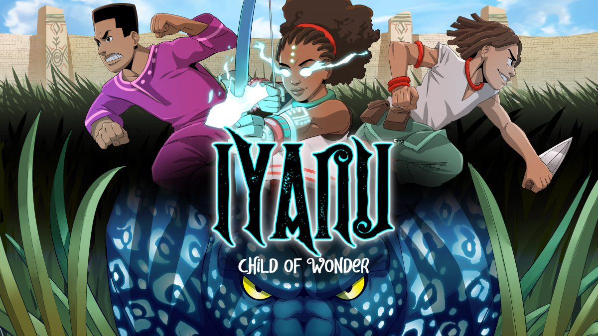 YouNeek Studios' African Superhero Universe Acquired by Dark Horse Comics Receives VC Funding From Impact X Capital for Animation Development