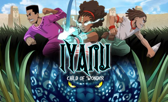 Iyanu Child of Wonder YouNeek Studios Roye Okupe Triggerfish Animation Dark Horse Comics
