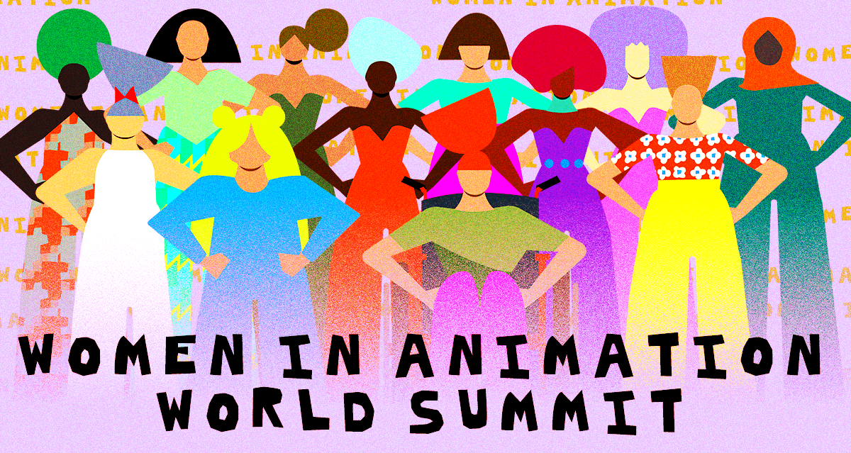 Women in Animation World Summit Announces Program in Collaboration with Annecy International Animation Festival