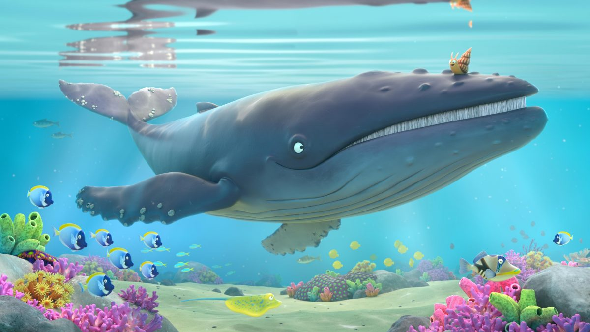 Annecy 2021: Triggerfish  Studio wins MIFA Animation Industry Award