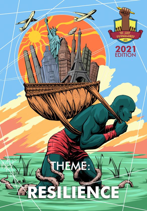 VX Art Tournament 2021 Resilience